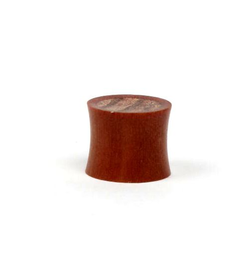 plug dilatador combinación de madera y coco, tallas chicas, precio unidad - Detalle Comprar al mayor o detalle