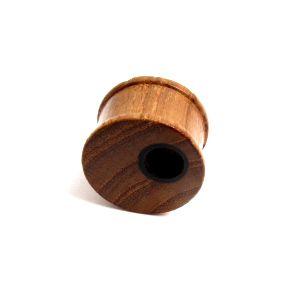 Plug de 4 a 12mm madera con agujero lateral, precio unidad - detalle Comprar al mayor o detalle