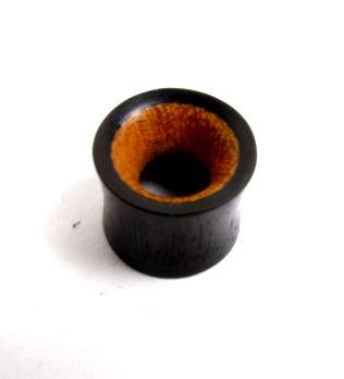 Plug tunel de 14 a 22mm madera oscura-clara, precio unidad - detalle Comprar al mayor o detalle