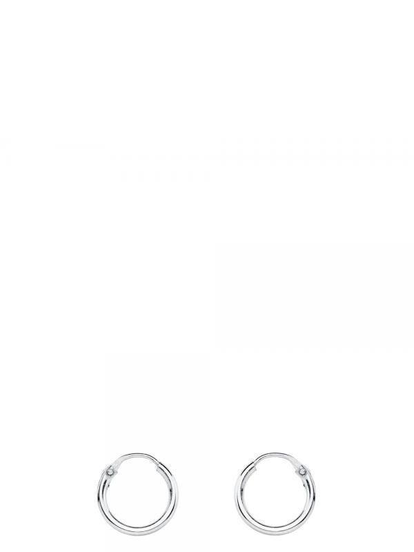 Aros y Pendientes Plata - Aros plata de ley 10mm PLAR10 para comprar al por Mayor o Detalle en la categoría de Bisutería Hippie Étnica Alternativa