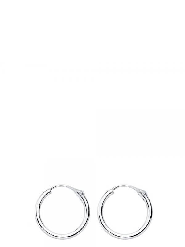Aros plata de ley 15mm [PLAR15] para comprar al por Mayor o Detalle en la categoría de Aros y Pendientes Plata