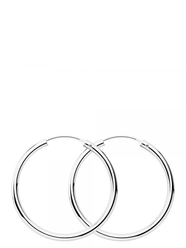 Aros plata de ley 30mm [PLAR30] para comprar al por Mayor o Detalle en la categoría de Aros y Pendientes Plata