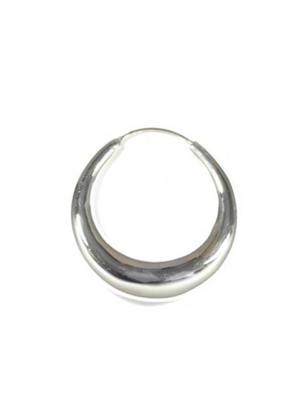 Aros Piratas de plata 40 mm [PLARP40] para comprar al por Mayor o Detalle en la categoría de Aros y Pendientes Plata