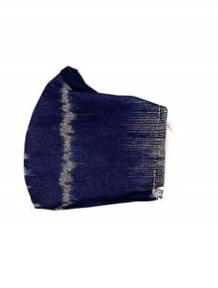 Mascarilla de tela Multicolor, para comprar al por mayor o detalle  en la categoría de Ropa Hippie de Mujer | ZAS Tienda Alternativa.[MAPO01-A]