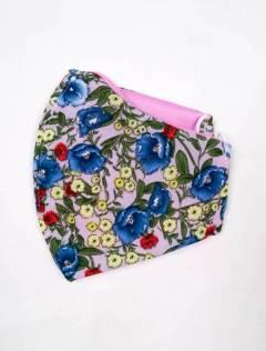 Mascarilla de tela de Flores,  para comprar al por mayor o detalle  en la categoría de Accesorios de Moda Hippie Bohemia | ZAS. [MAPO01-B]