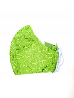 Bestickte Stoffmaske, um Großhandel oder Detail in der Kategorie Bohemian Hippie Fashion Accessories zu kaufen | ZAS. [MAPO02]