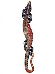 Gecko hecho a mano con Mod 142