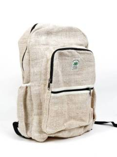 Large Hemp Backpack MOHC03 to buy in bulk or in detail in the Alternative Ethnic Hippie Jewelery category.