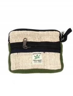 Large Hemp Hemp Purse, to buy wholesale or detail in the Hippie and Alternative Clothing for Men category | ZAS Hippie Store. [MOHC04]