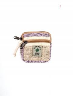 Hemp and cotton MOKA14 purse to buy wholesale or retail in the Alternative Hippies Accessories category.