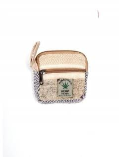 Hemp and cotton purse MOKA14 to buy wholesale or detail in the Bohemian Hippie Fashion Accessories category | ZAS.