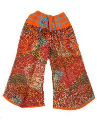 Pantalón amplio apto Mod Naranja
