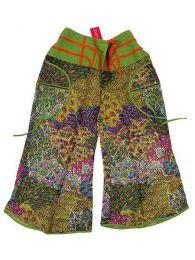 Pantalón amplio apto Mod Verde