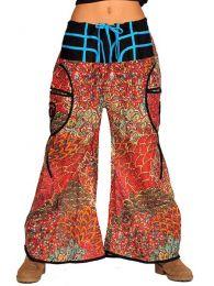 Pantalón amplio apto detalle del producto