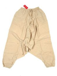 Plain unisex Harem pants PAEV08 to buy in bulk or in detail in the category of Alternative Hippie Accessories.