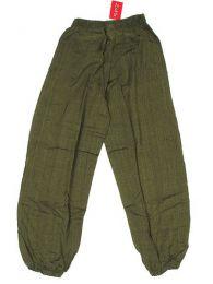 Pantalón de algodón detalle del producto
