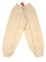 Pantalón de algodón Mod Crudo