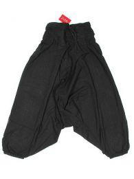 Pantalón amplio estilo Mod Negro