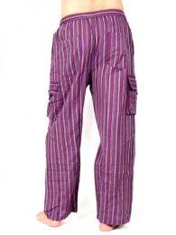 Pantalones Hippies - Pantalón hippie 100% PAEV16.