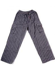 Pantalones Hippies - Pantalón hippie 100% PAEV16 - Modelo Negro