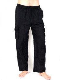 Pantalones Hippies - Pantalón hippie 100% PAEV17.