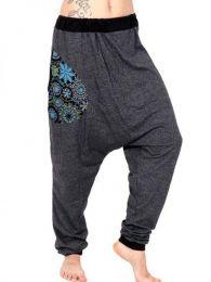 Pantalon Hippie con bordado PAEV18 para comprar al por mayor o detalle  en la categoría de Ropa Hippie Alternativa para Mujer.
