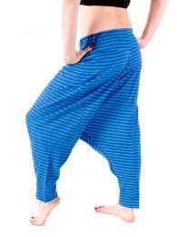 Pantalones Hippie Harem - Pantalon de algodón PAEV19.