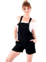 Pantalones Hippies Harem Boho - Peto corto muy confortable PAEV22.