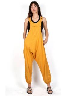 Plain Long Dungarees to buy wholesale or detail in the category of Hippie Women's Clothing | ZAS Alternative Store [PAEV23].