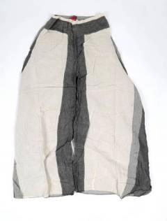 Pantalones Hippies y Alternativos - Pantalón hippie, harem. PAEV30 - Modelo Crudo