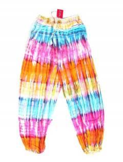 Pantalones Hippies - Pantalón hippie, harem. PAEV31 - Modelo Multi
