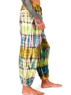 Unisex Multicolor Hippie Pants, to buy wholesale or detail in the Hippie and Alternative Clothing category for Men | ZAS Hippie Store. [PAEV31]