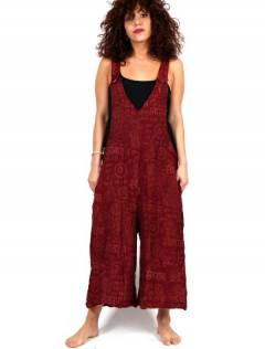 Hippie Hare Rama Dungarees, to buy wholesale or detail in the Hippie Women's Clothing category | ZAS Alternative Store. [PAEV32]