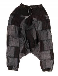 Pantalones Hippies y Alternativos - Pantalón hippie tipo PAEV34 - Modelo Negro