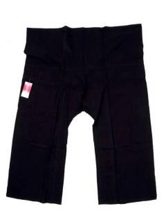 Pantalones Hippies Harem Yoga - Pantalon PAFHL - Modelo Negro