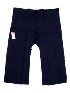 Pantalones Hippies Harem Yoga - Pantalon PAFHL - Modelo Azul