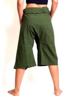 Pantalones Hippies Harem Yoga - Pantalon Thai fisherman corto PAFHP.