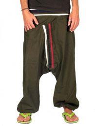 Pantalones Hippies - Pantalón étnico amplio unisex [PAHC18] para comprar al por mayor o detalle  en la categoría de Ropa Hippie para Hombre.