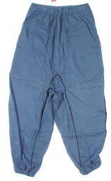pantalón hippie árabe, detalle del producto