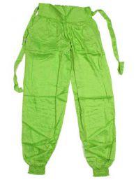 pantalón hippie rayón Mod Verde