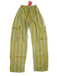 Pantalón 100% algodón Mod Verde
