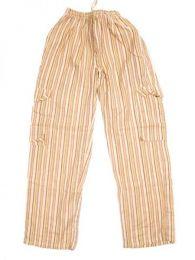 Gestreifte Hippie-Hose, um Großhandel oder Detail in der Kategorie Bohemian Hippie Fashion Accessoires | zu kaufen ZAS. [PAHC27]