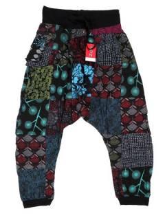 Pantalones Hippies y Alternativos - Pantalón 100% algodón PAHC34 - Modelo M201
