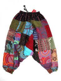 Pantalones Hippies - Pantalón 100% algodón PAHC36.