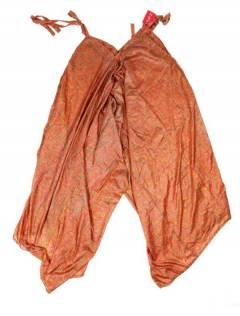 Monos Petos y Vestidos largos - Peto - pantalón vestido PAHC41 - Modelo Teja