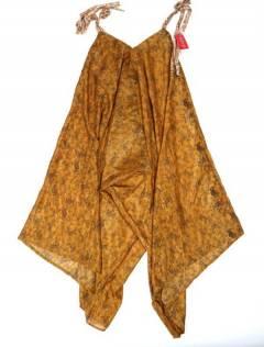 Monos Petos y Vestidos largos - Peto - pantalón vestido PAHC41 - Modelo Dorado