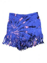 Pantalón corto hippie Mod Azul