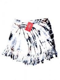 Pantalón corto hippie Mod Blanco