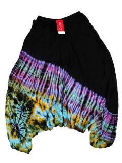 Pantalon Harem hippie Tie Dye PAJU01 para comprar al por mayor o detalle  en la categoría de Complementos Hippies Alternativos.