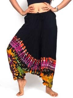 Pantalon Harem hippie Tie Dye PAJU01 para comprar al por mayor o detalle  en la categoría de Ropa Hippie Alternativa para Hombre.